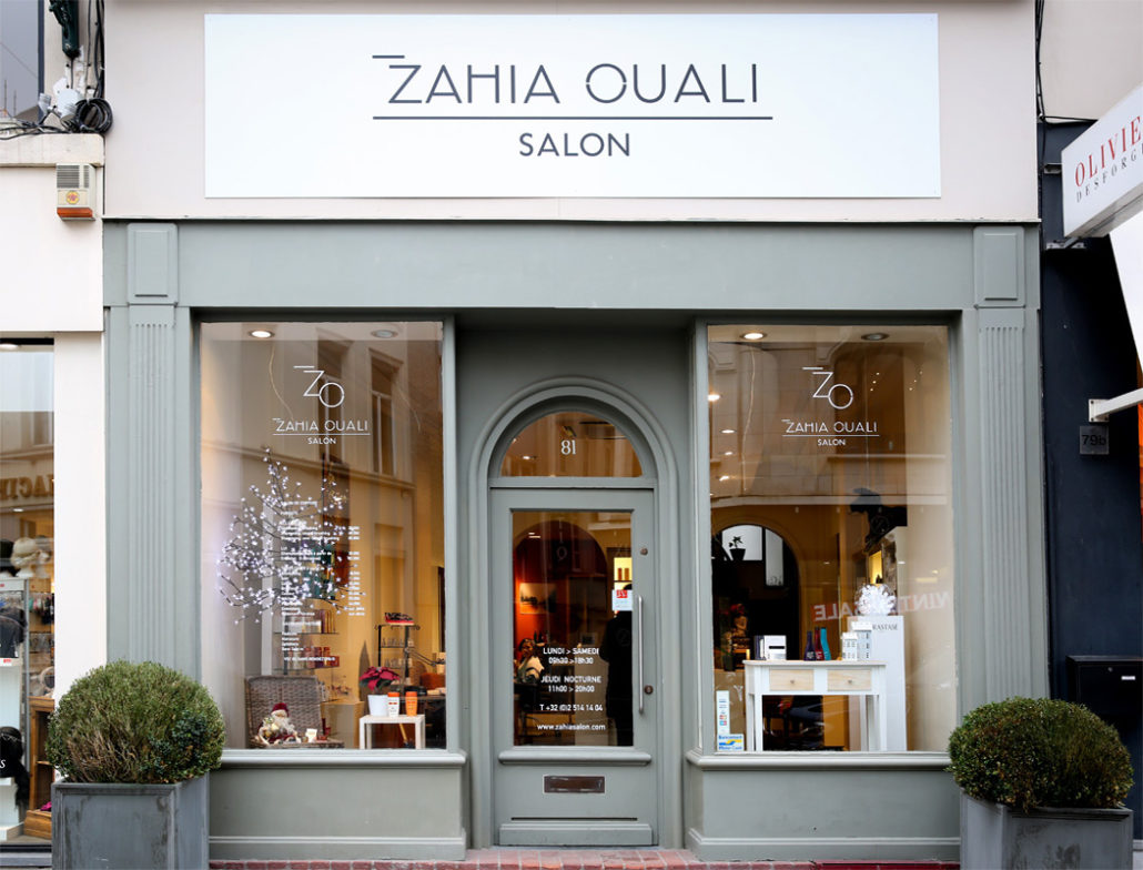zahia ouali – salon de coiffure
